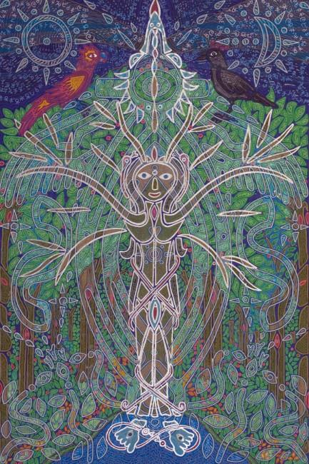 Bruce Rimell Fernal Earthly Garden