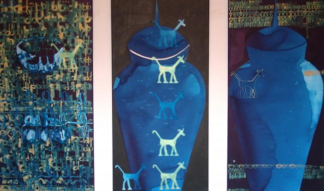 Nathalie Detsch Southworth triptychon
