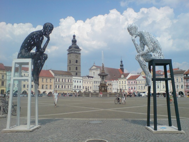Michal Trpak Thinkers in Budejovice